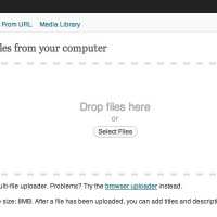 WordPress: Media Upload